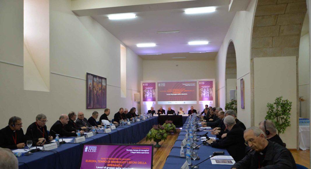 Encuentro en Santiago de Compostela de los Presidentes de las Conferencias Episcopales Europeas